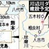 川辺川ダム 知事反対/国、中止迫られる/熊本